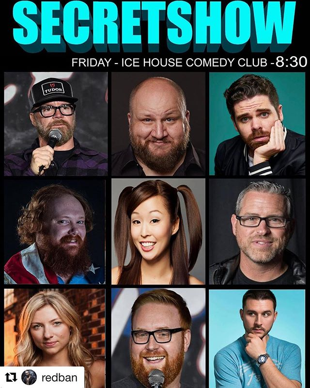#Repost @redban with @get_repost ・・・ FRIDAY AT THE @icehousecc - #DEATHSQUAD RETURNS! 8:30PM