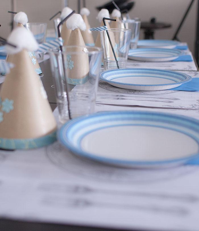 """...moi rodzice przygotowali piękny stół dla wszystkich """"ważnych"""" gości..."""