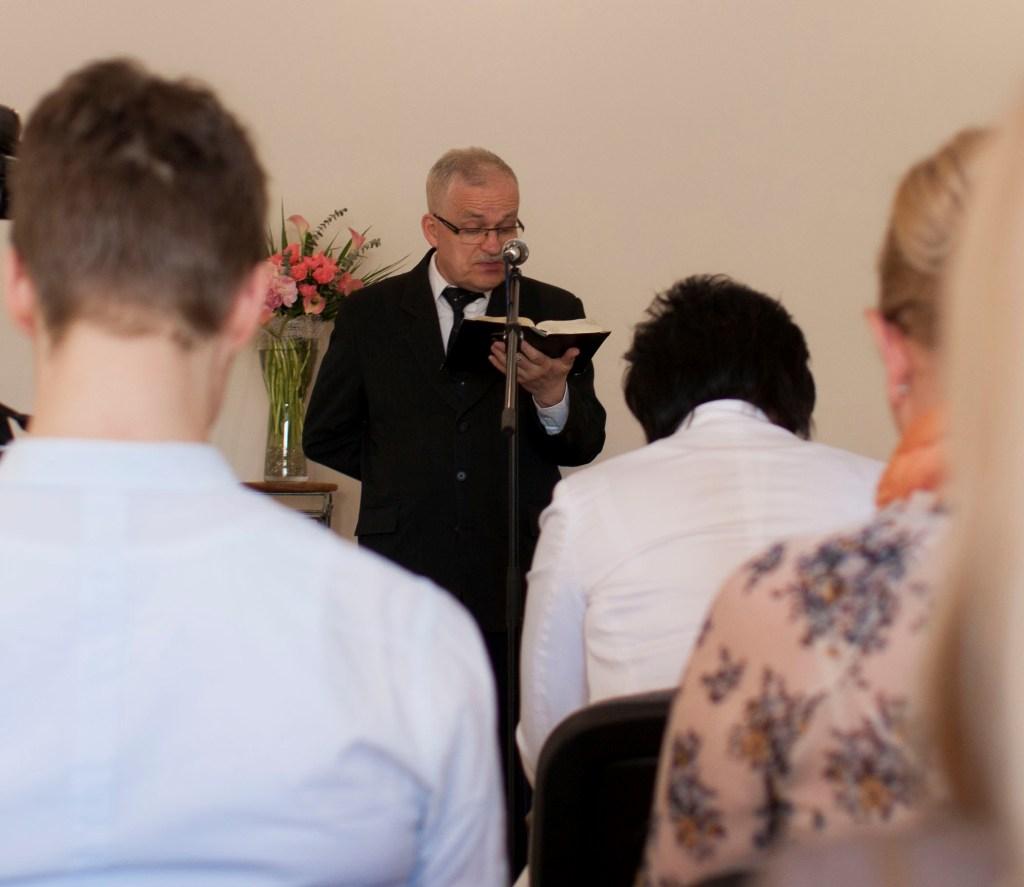 kazanie miał pastor stanisław sowa
