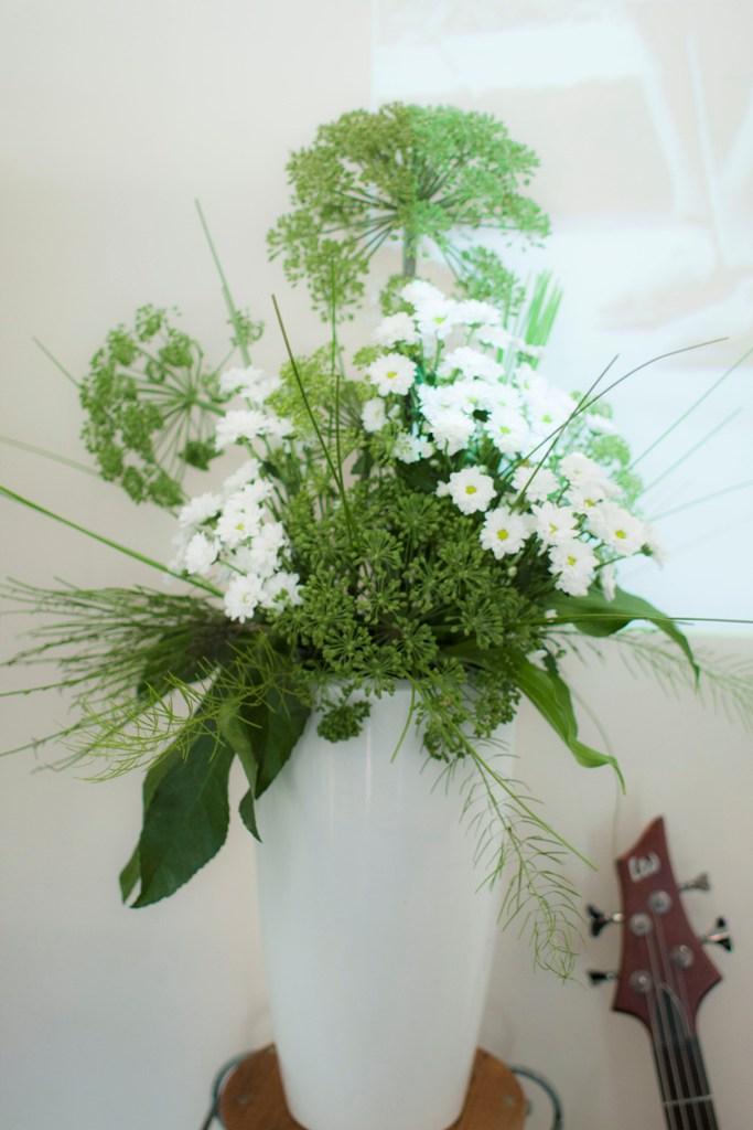 godz.11:00 pora zacząć Uwielbienie, nawet polne kwiaty dzisiaj się przystroiły!
