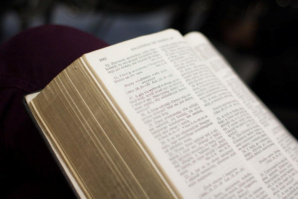 słowo Twoje Panie niech przepełni nas.