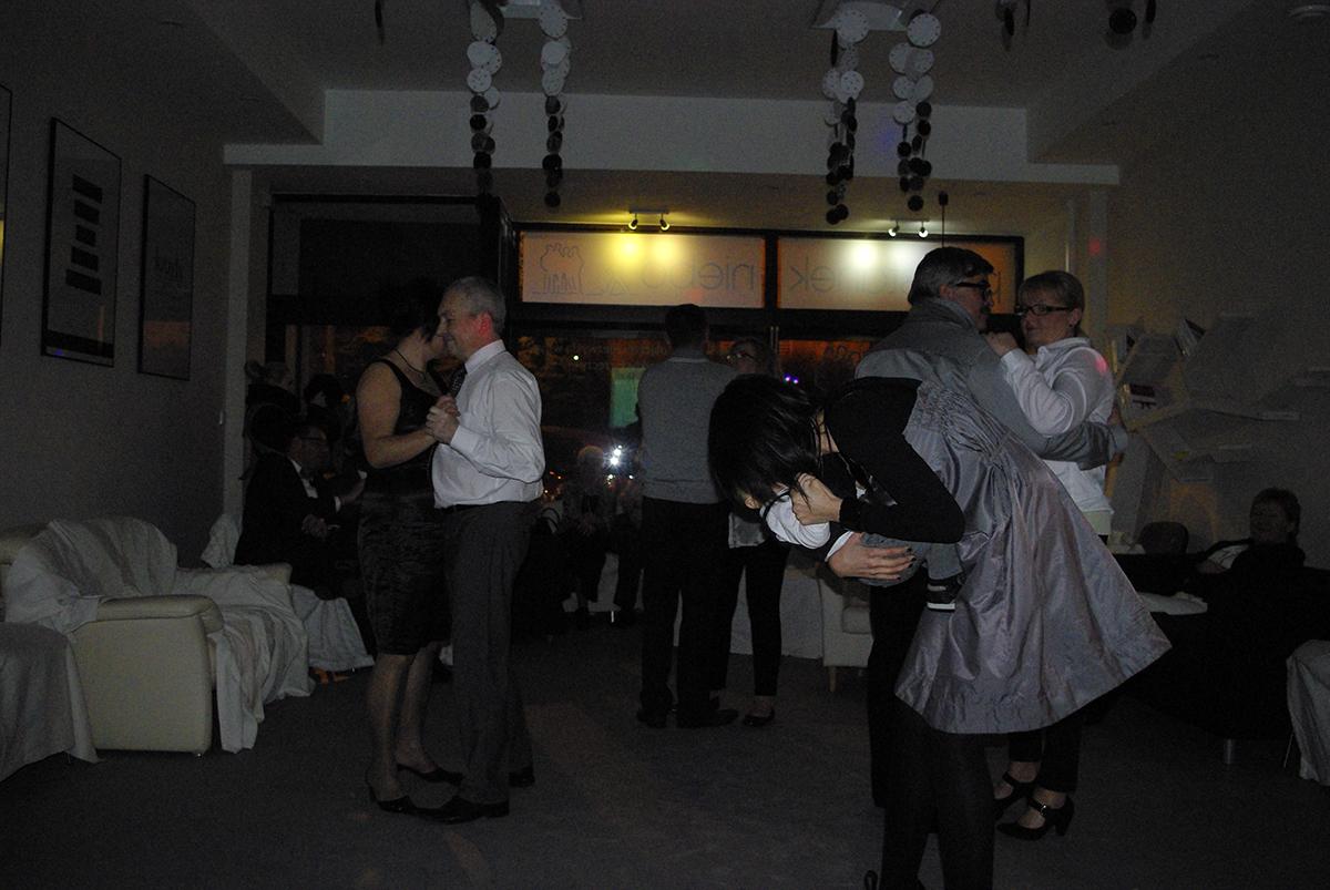 ale były też tańce: te małżeńskie i te dziecięce:)