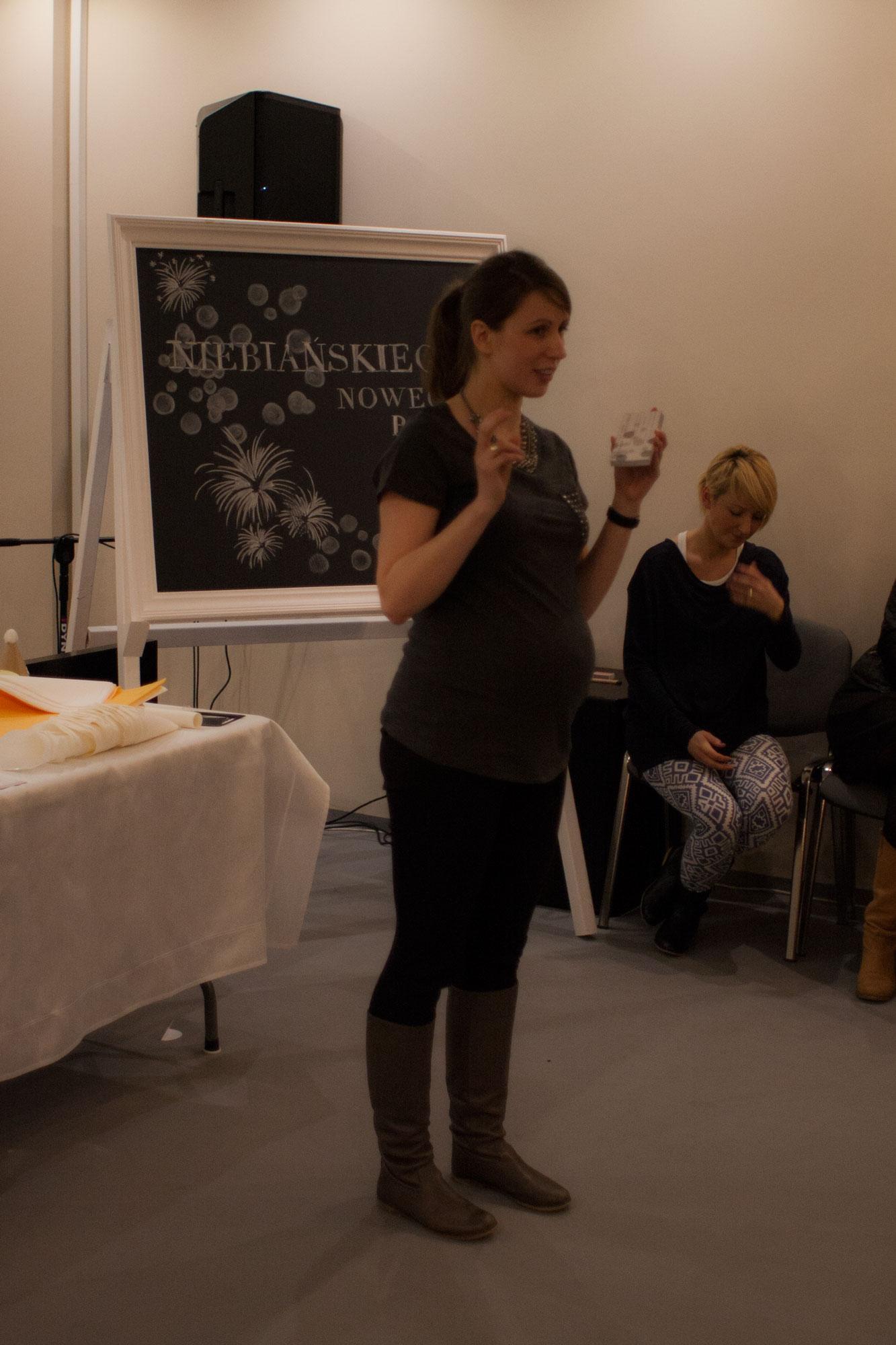 paula na koniec zapowiedziała kolejne spotkanie - na które zapraszamy wszystkie panie, bo będzie bardzo ciekawie - powiemy o naturalnych metodach pielęgnacji ciała
