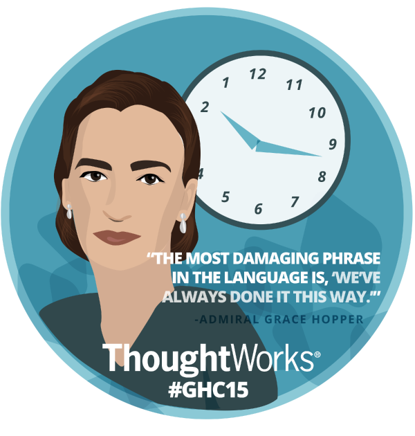 ThoughtWorks Sticker