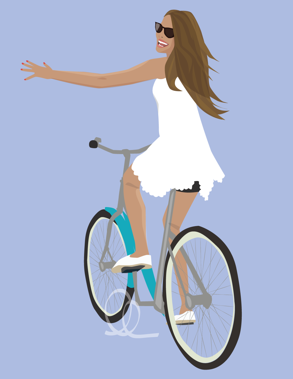 Girl on a Bicycle 2.0