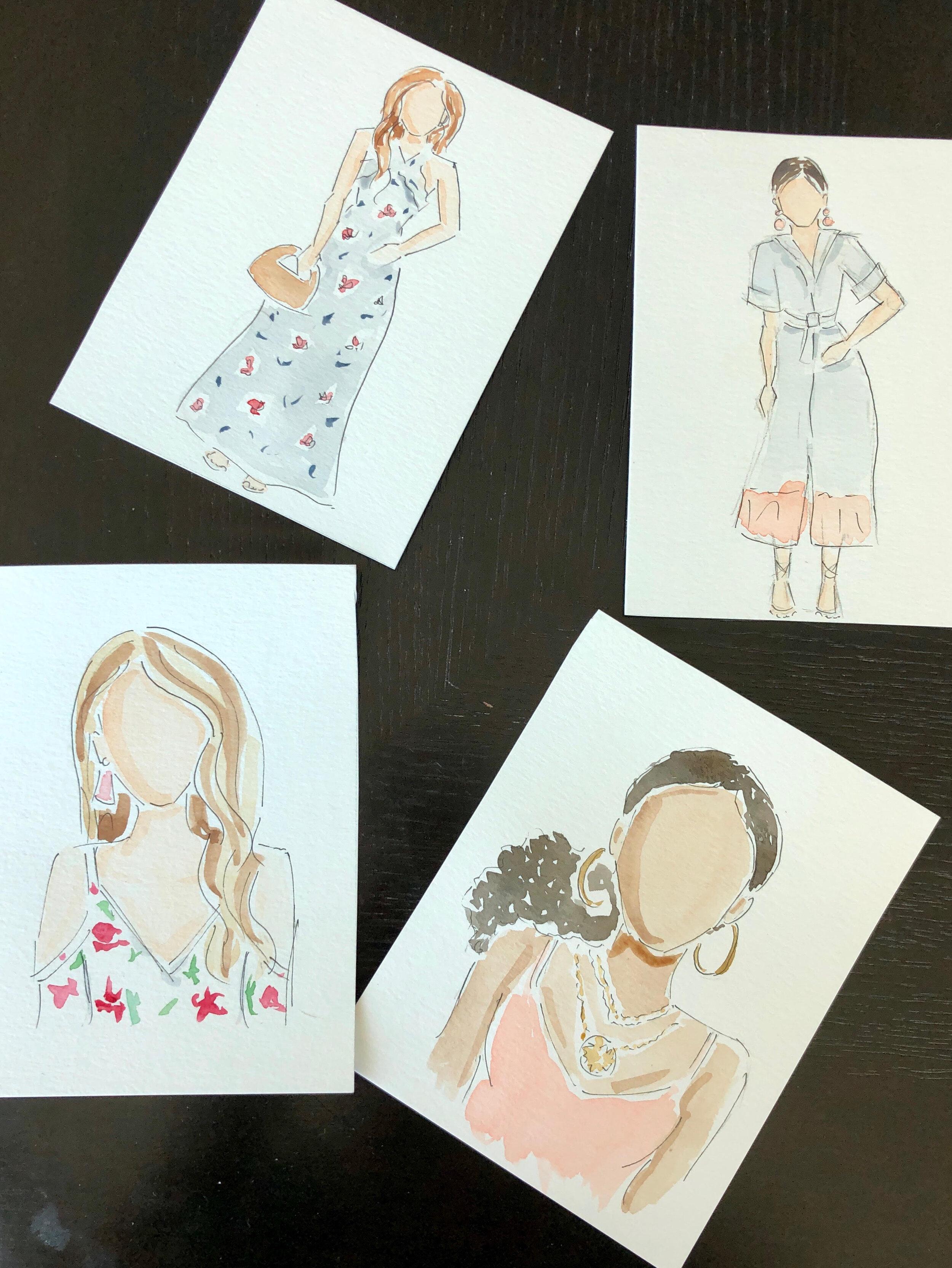 Watercolor Examples - Headshot Vs Full Body.jpg