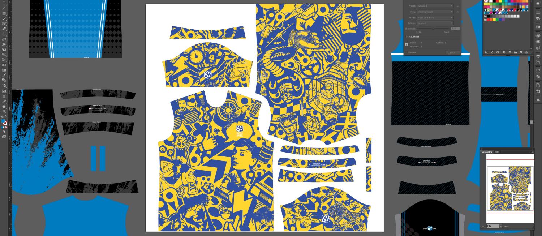 Design-apparel-pattern-cut&sew-dyesub
