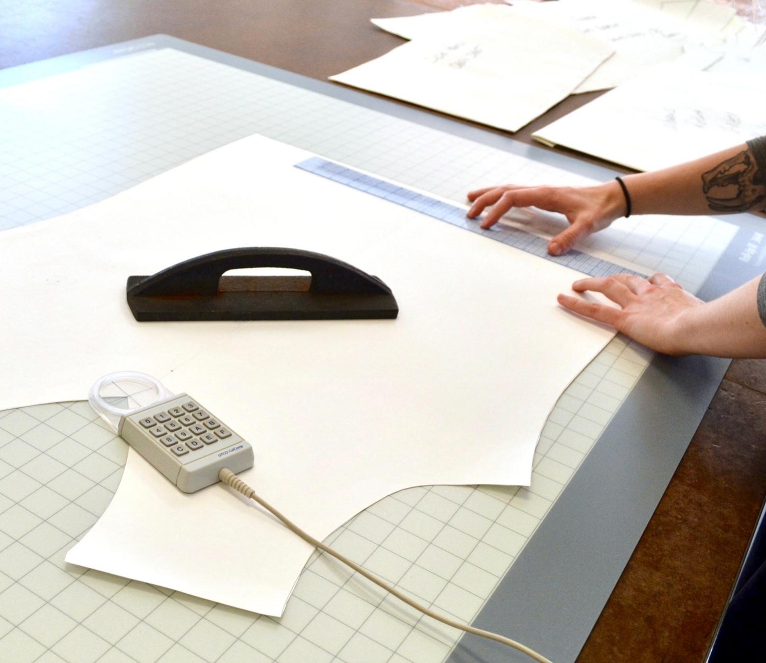 pattern-making-grading