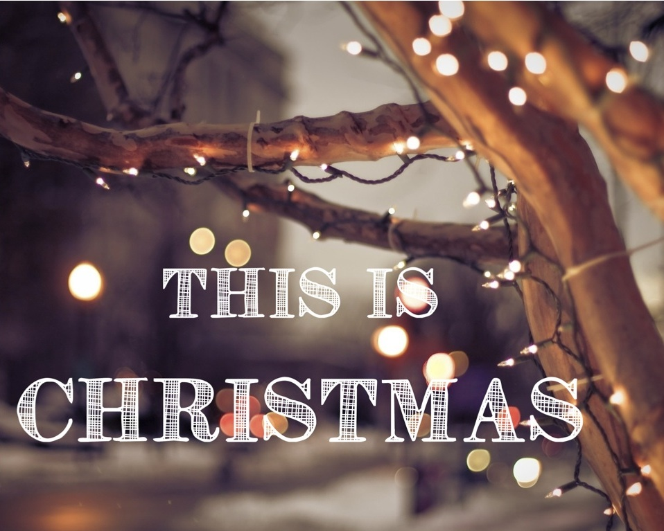 This is christmas