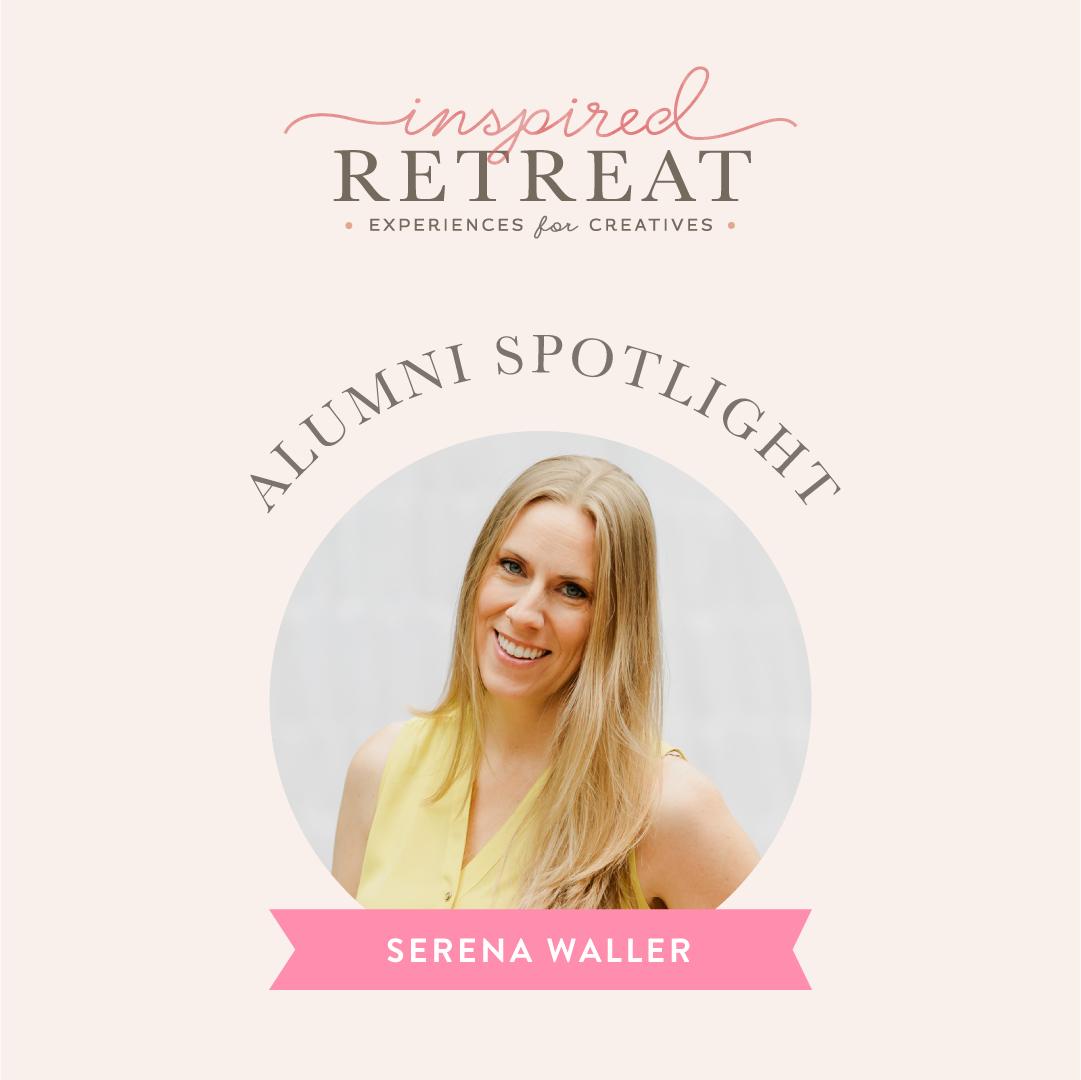 Inspired Alumni Spotlight: Serena Waller