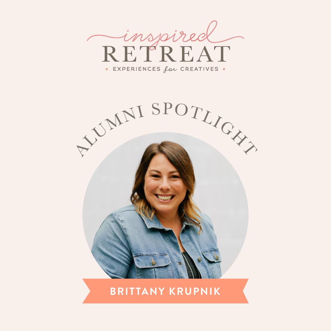 Inspired Alumni Spotlight: Brittany Krupnik