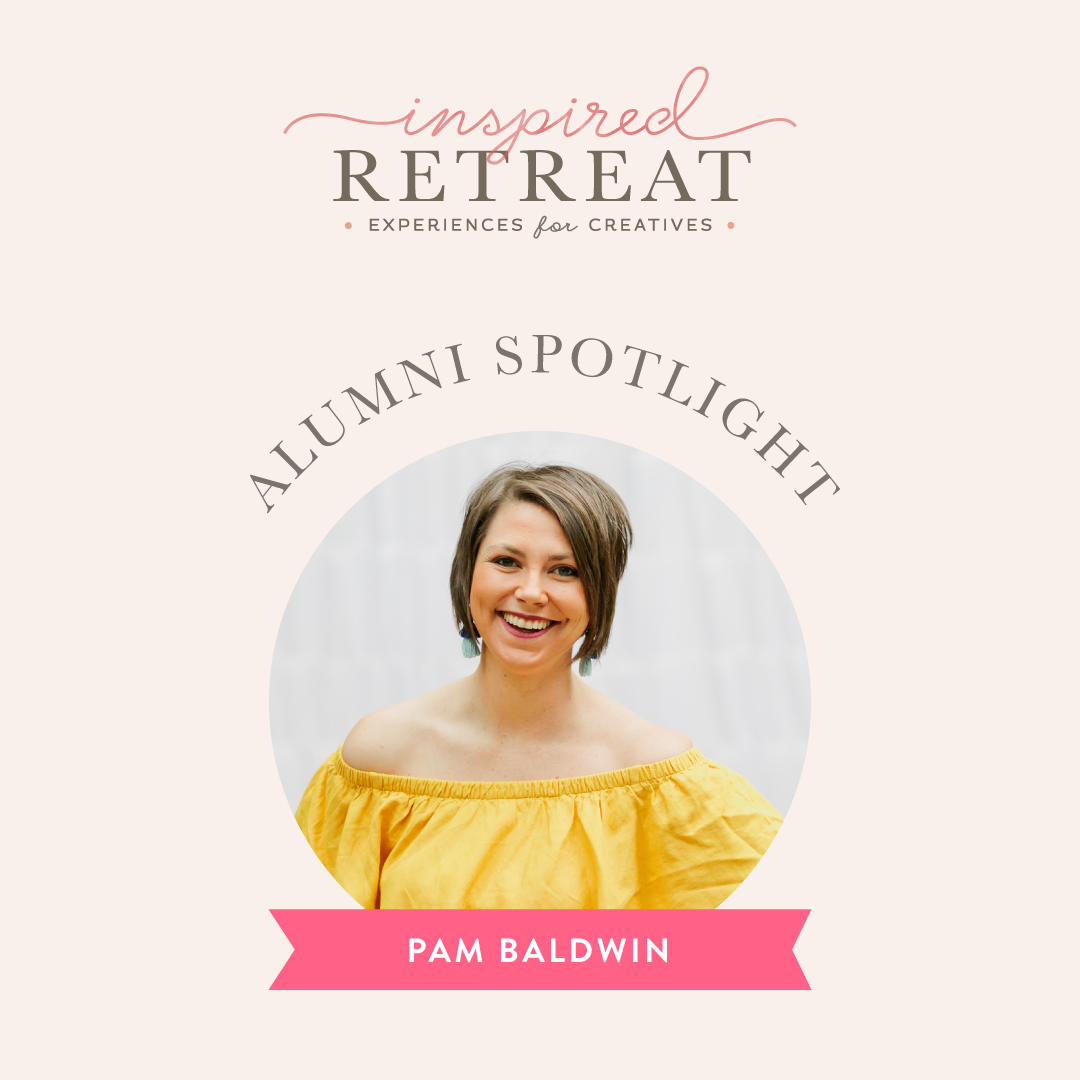 Inspired Alumni Spotlight: Pam Baldwin