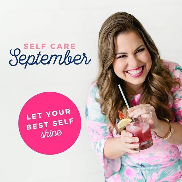 Who doesn't love self care? 😍  This month we are focusing on being intentional with ourselves by dedicating time to #selfcare 💗 Click the link in my bio to download a printable chart to keep you motivated to show yourself some extra love this September 🎉 • #bloomingbusiness #sweetlifesisterhood #mompreneur #entrepreneur #selfcare #selflove #selfcareseptember #health
