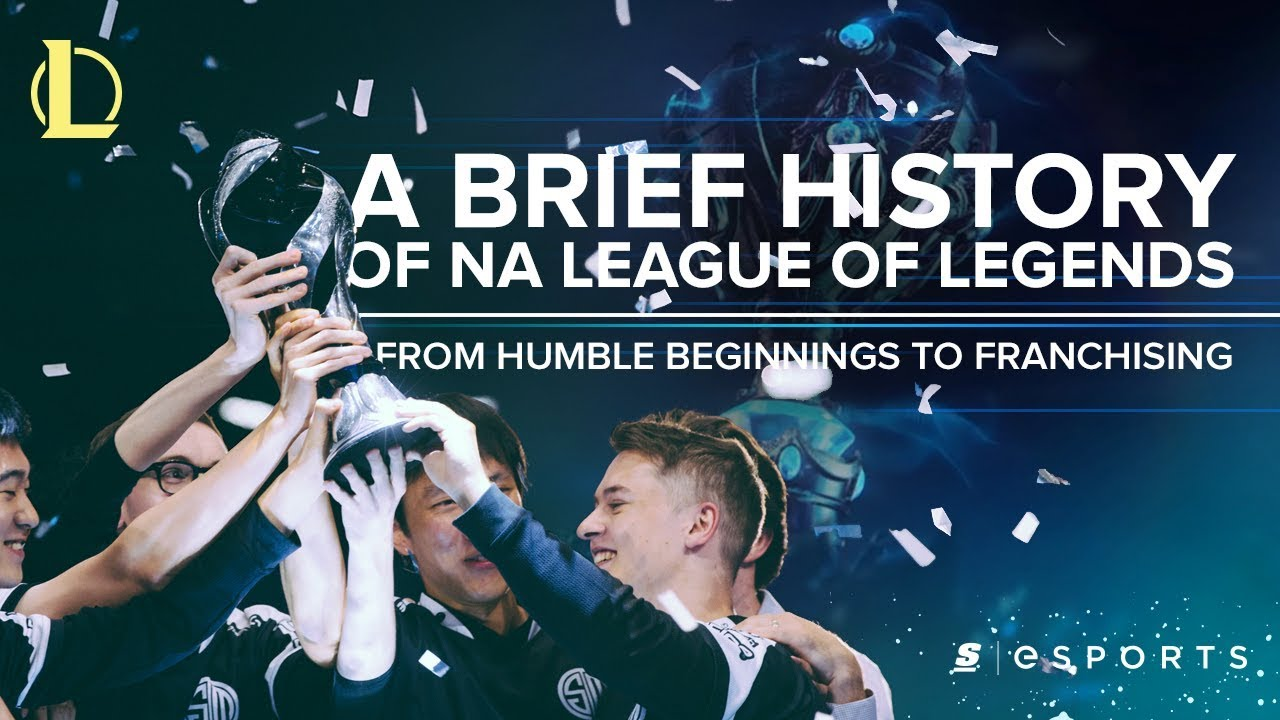 League Franchising  - This week we dive deep into the franchising of the North American LCS in 2018. From what you can expect with the changes in the LCS and the teams that have had their applications approved to the few that are a surprise to have been declined.