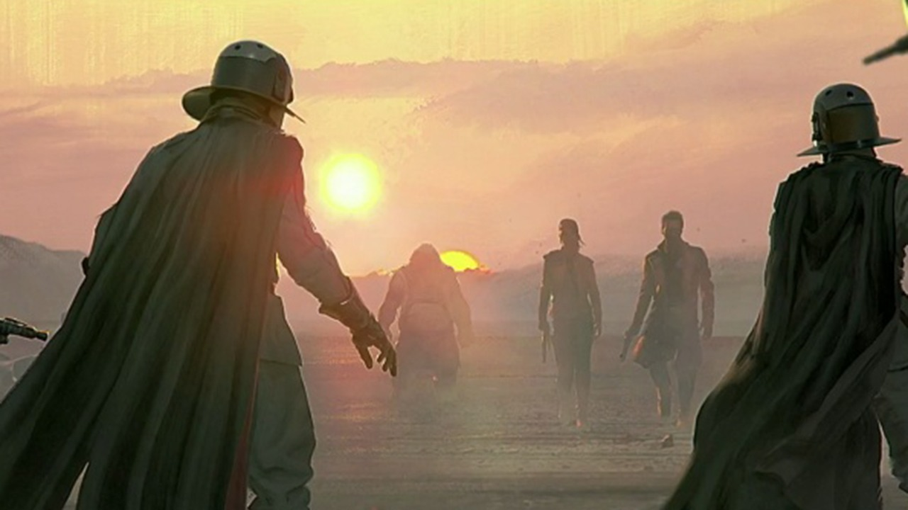 EA Refocuses Amy Hennig Star Wars Game, Visceral Games Closing -