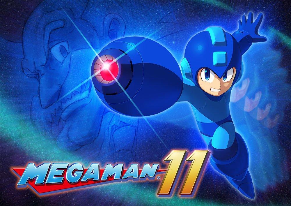 Mega Man 11 Announced - http://www.ign.com/articles/2017/12/04/mega-man-11-announced