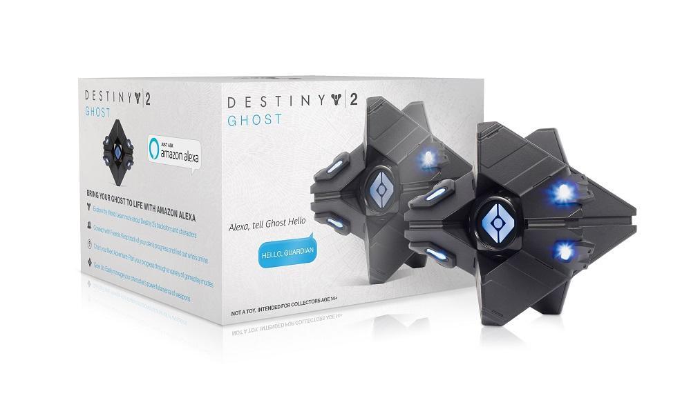 Amazon Alexa Ghost Skill Comes to Destiny 2 - http://www.ign.com/articles/2017/11/30/amazon-alexa-ghost-skill-comes-to-destiny-2