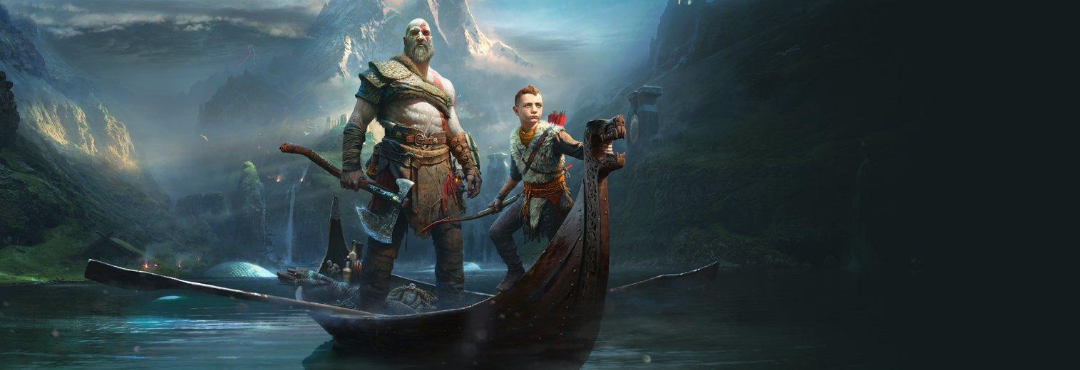 New God of War Details Revealed  - http://www.ign.com/articles/2017/12/09/psx-2017-new-god-of-war-details-revealed
