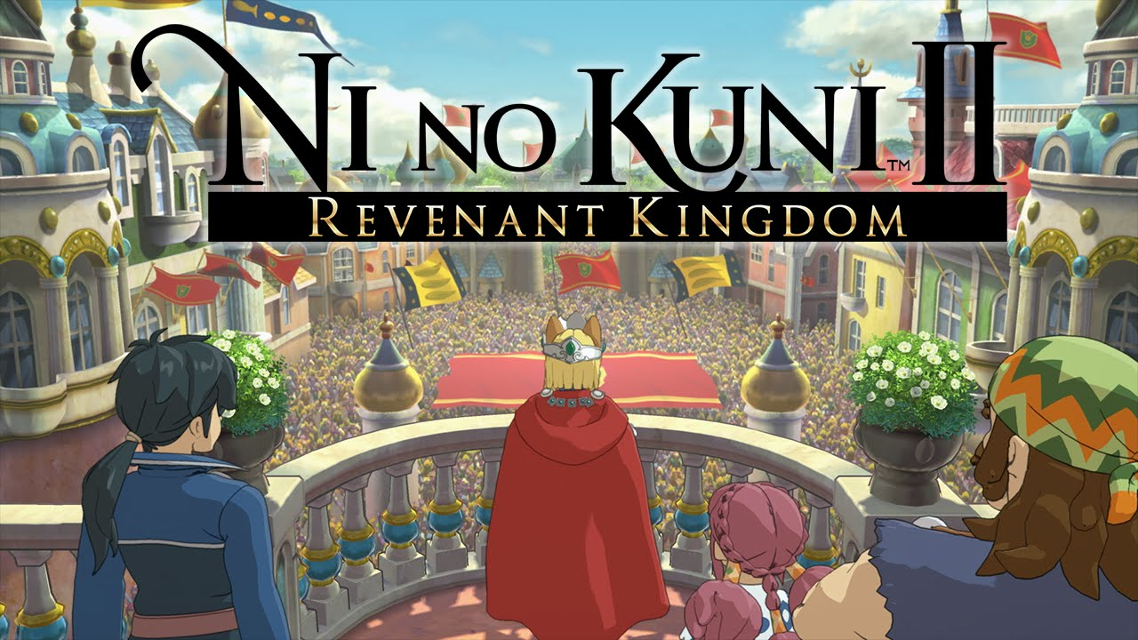 Ni No Kuni 2 Delayed - http://www.ign.com/articles/2017/12/12/ni-no-kuni-2-delayed