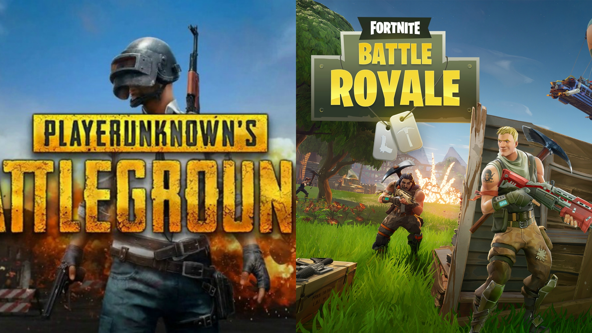 Battle Royale - What the hell is a battle royale? This episode will give you everything you could possible need to know about this type of game. From what is, all the way to what games we would like have this game mode added.