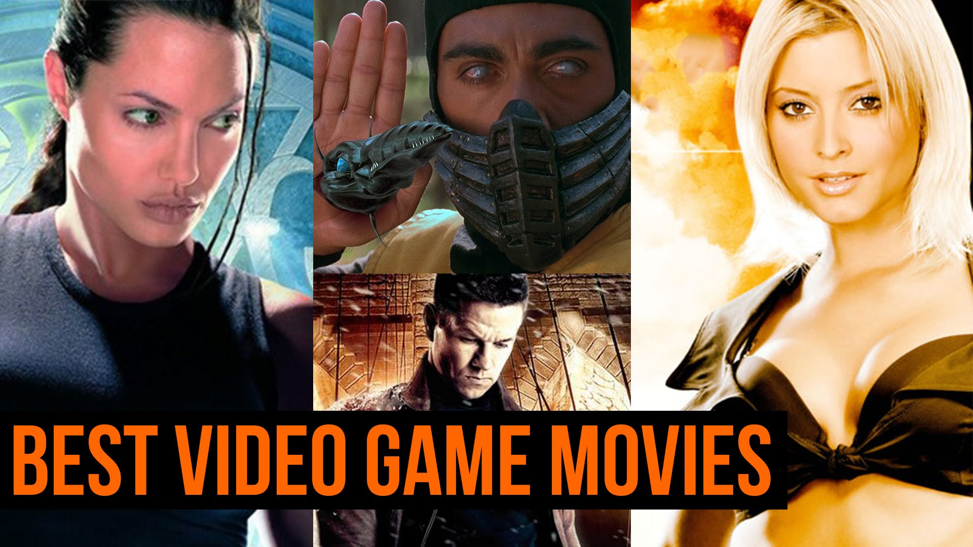 Video Game Movies - We have a very special / spooky guest in the studio this week. With his back round in film we had to sit down and talk about the three best and worst video game movies of all time.