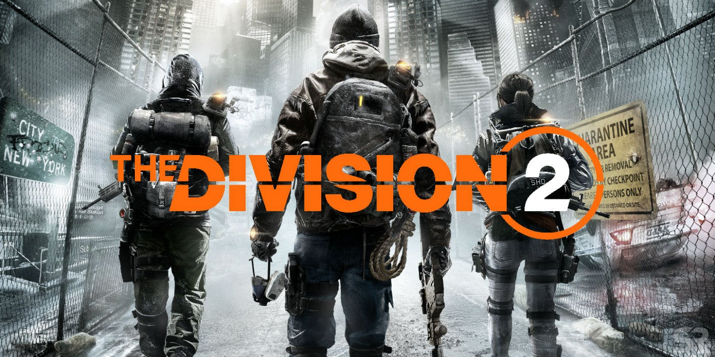 6. The Division 2 -