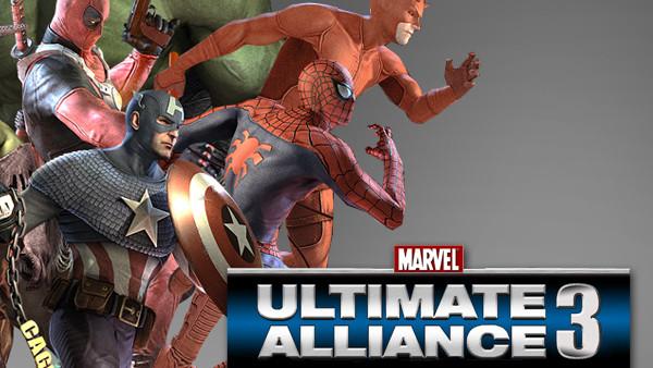 5. Marvel Ultimate Alliance 3 -