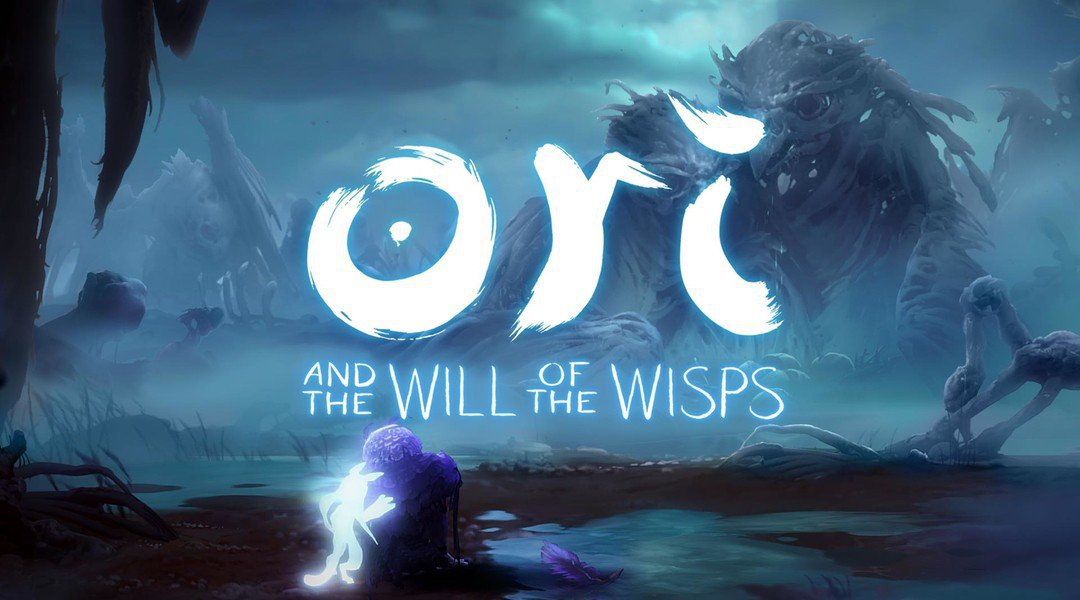 1. Ori and the Will of the Wisps -