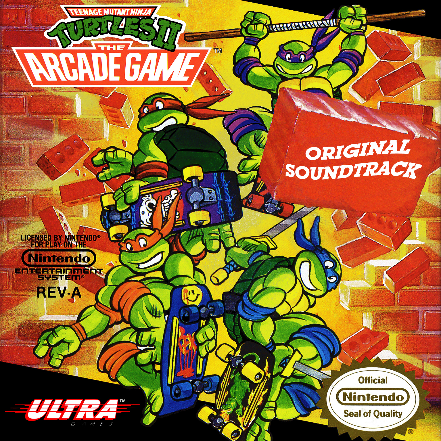 Lor Teenage Mutant Ninja Turtles 2 Feat Last Action Podcast Gamezilla Media