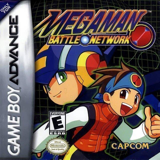 Lor Mega Man Battle Network Gamezilla Media