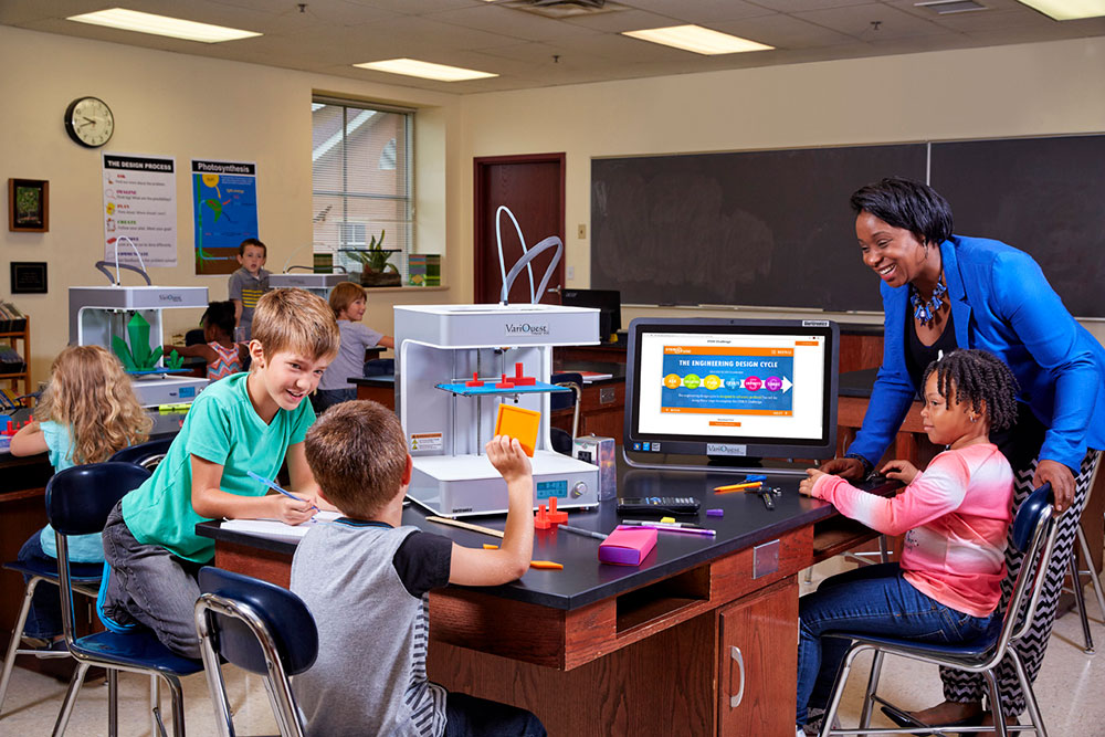 Incorporate STEM activities into core subjects.