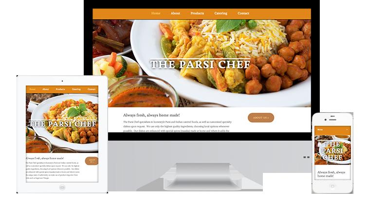The Parsi Chef   www.theparsichef.com