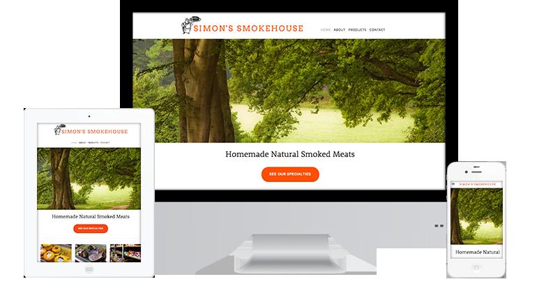 Simon's Smokehouse   www.simonssmokehouse.ca