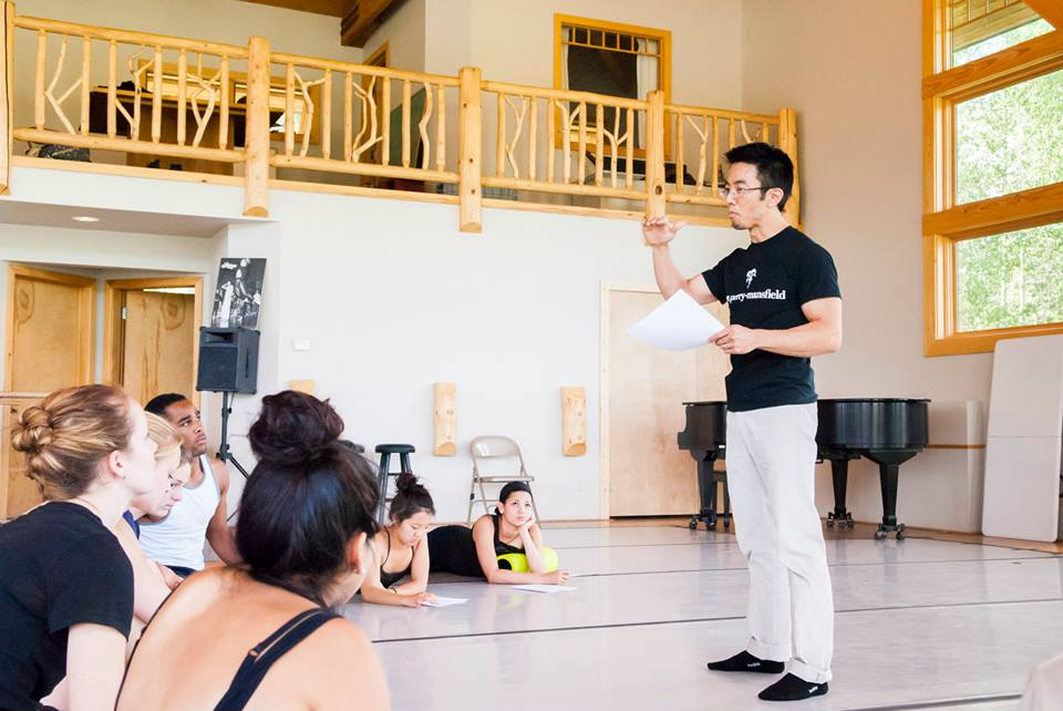 Perry-Mansfield Performing Arts School and Camp    Steamboat Springs, CO    Dance Wellness and Injury Prevention Clinic    Brent Yamashita, PT, MPT, FFMT, FAAOMPT