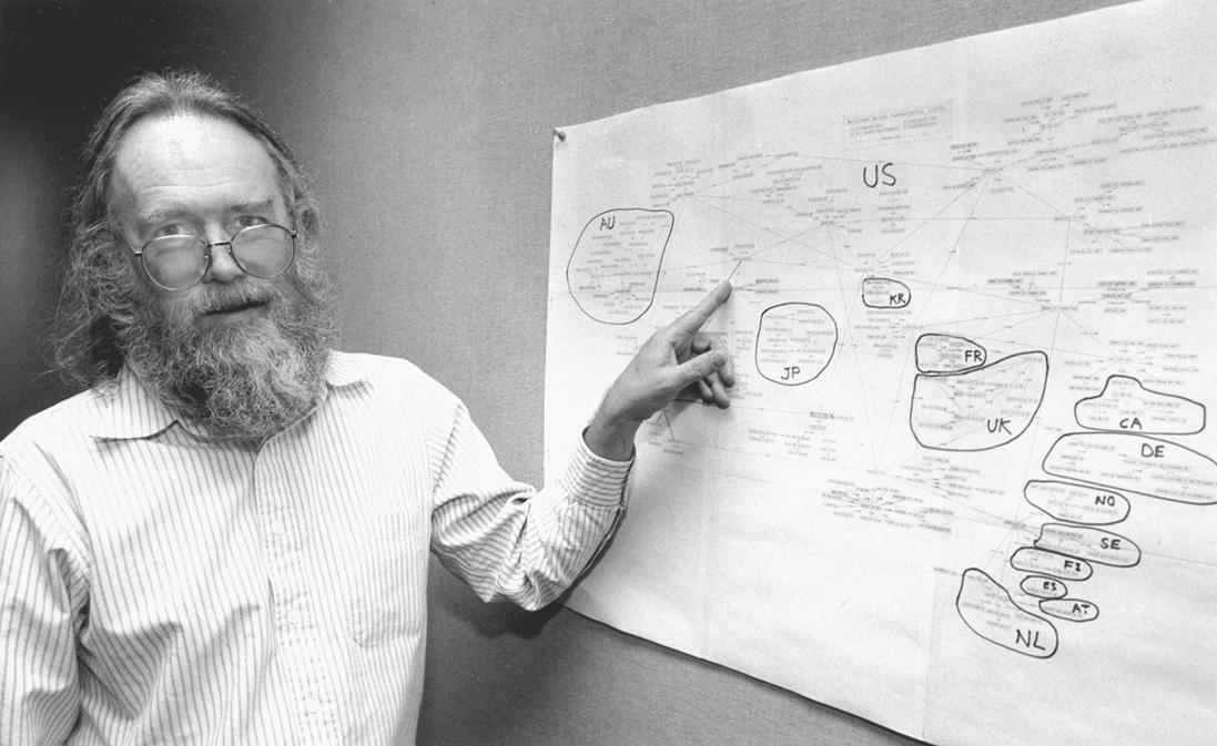 Jon Postel, Ph.D.