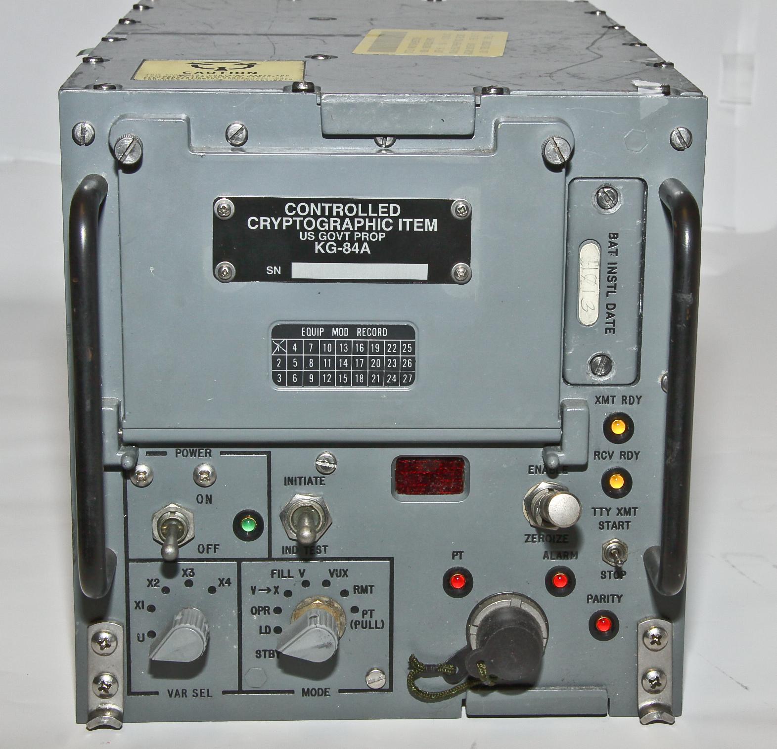 Image Credit: Glen's Computer Museum - http://www.glennsmuseum.com/encryption/encryption.html
