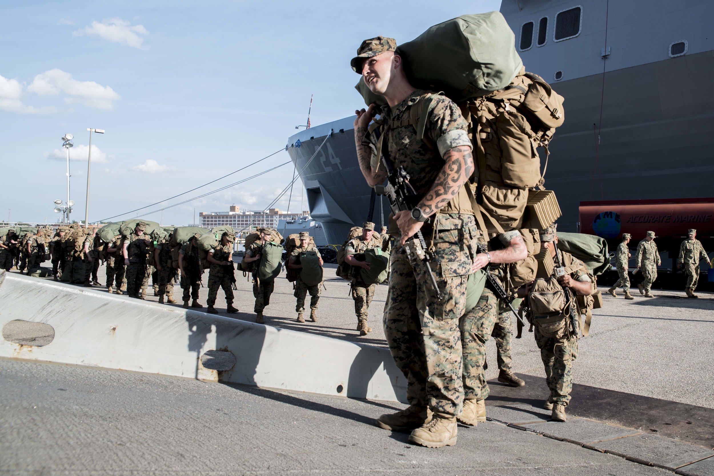 U.S. Navy photo by Mass Communication Specialist 1st Class Deven B. King (Released) 2017/08/30