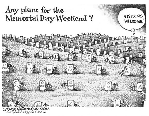 Behold:  Dave Granlund's  superb editorial cartoonery, courtesy of   PoliticalCartoons  , via on   Cagle Post