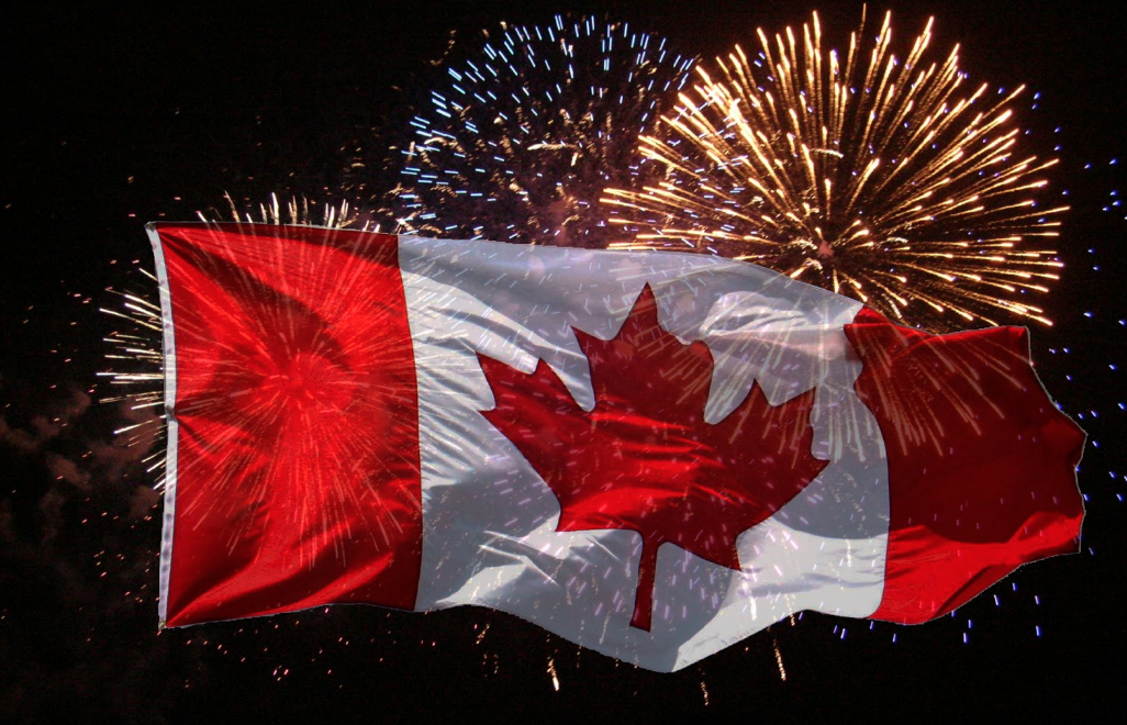 Happy Canada Day 2019 / La Fête du Canada 2019 To Our Canadian Friends And Family!
