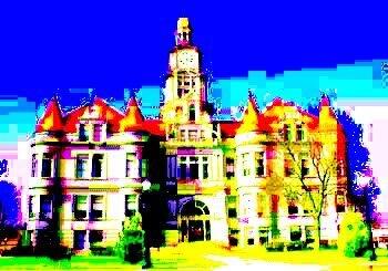 Dallas County Iowa Courthouse