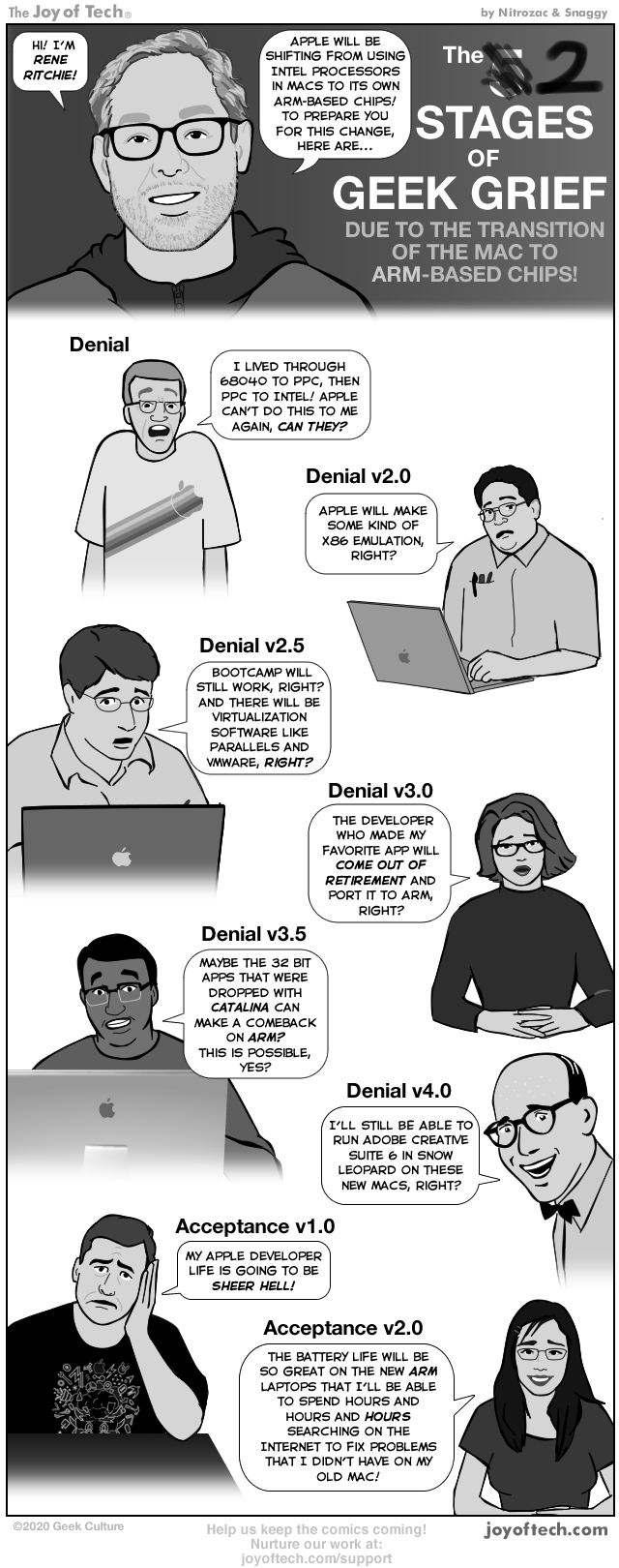 Via   the Comic Noggins of  Nitrozac    and    Snaggy    at    The Joy of Tech®   !