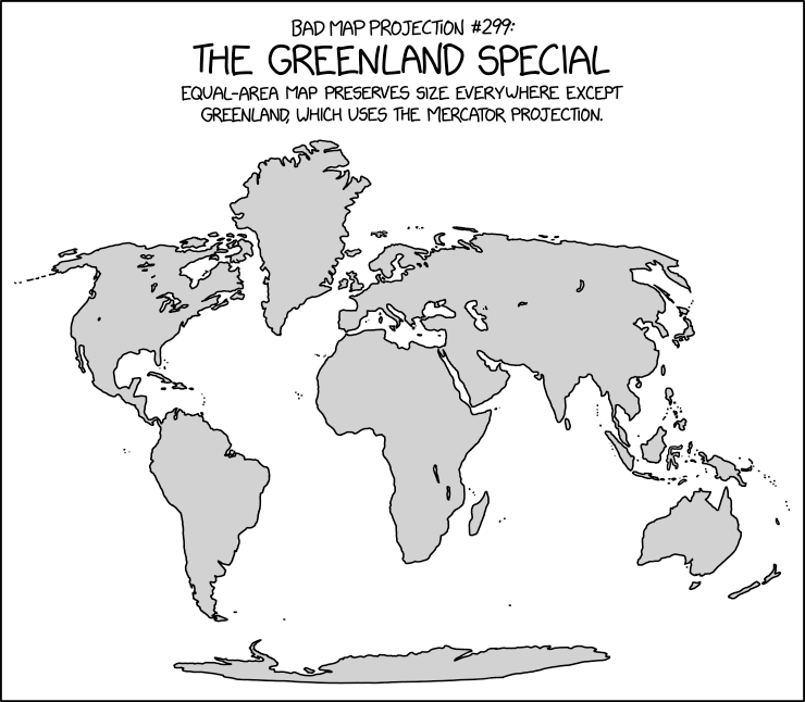 via   the comic artistry and dry wit of   Randall Munroe  , resident at   XKCD  !