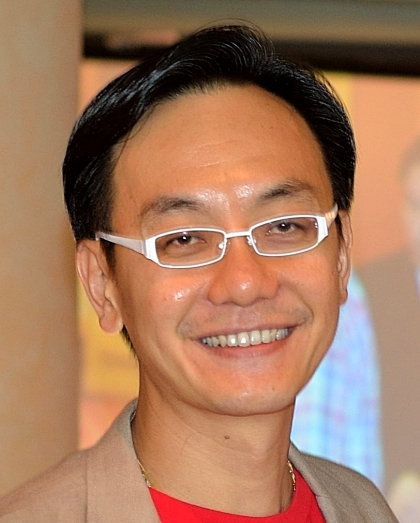 Winston Wong - Secretary