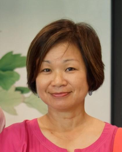 Aileen Ang - Treasurer and Golf