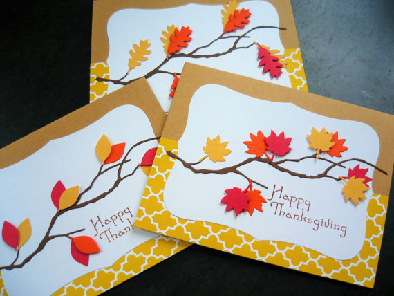Turkey Day Cards