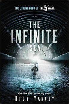 The Infinite Sea by Rick Yancey ~ book review from www.CompulsivelyQuirky.com