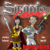 Sword & Laser Podcast ~ One of Three Podcasts to Inspire Reading. Read more on www.CompulsivelyQuirky.com