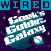 Geek's Guide to the Galaxy Podcast ~ One of Three Podcasts to Inspire Reading. Read more on www.CompulsivelyQuirky.com