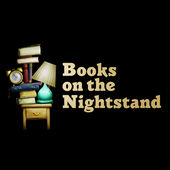 Books on the Nightstand ~ One of Three Podcasts to Inspire Reading. Read more on www.CompulsivelyQuirky.com