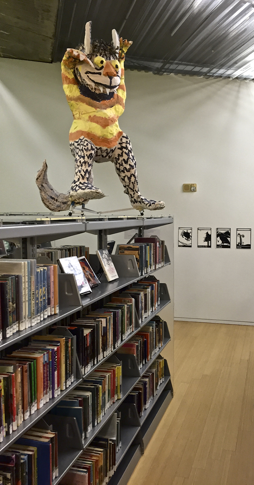Meandering through the Seattle Central Public Library on www.CompulsivelyQuirky.com